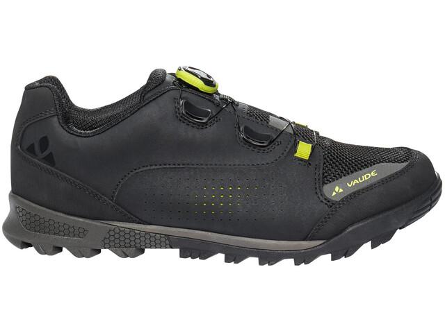 VAUDE Downieville Tech Shoes Men, black